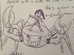 riding-a-crab