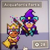 Acquafortis Fortis