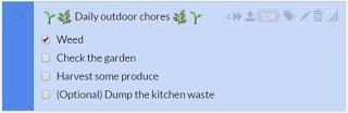Gardenchores